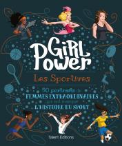 ''Girl Power - Les Sportives'' - illustré par Nicolas Garguilo